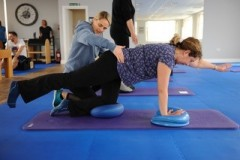 pilates exercises bournemouth
