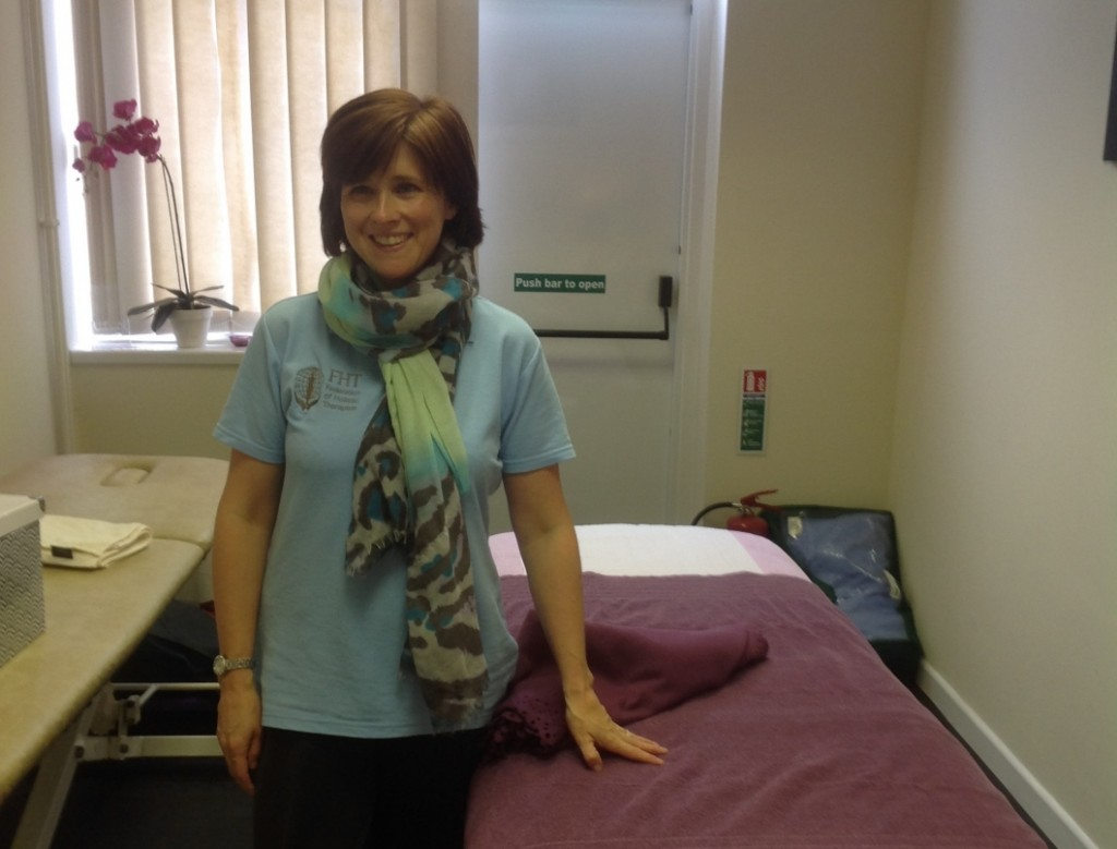 pysiotherapist at pilates in poole