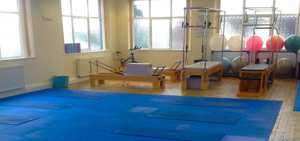 Pilates Workout Studio in Poole