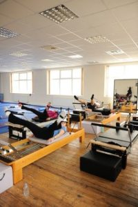 pilates workout bournemouth