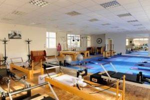 pilates classroom in poole